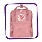 Fjallraven Kanken Mini (Фьялравен Канкен Мини) 7L оригинальный розовый рюкзак
