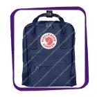 Fjallraven Kanken Mini (Фьялравен Канкен Мини) 7L оригинальный тёмно-синий рюкзак