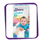 Подгузники Либеро Комфорт (Libero Comfort) 3 5-9kg  62kpl