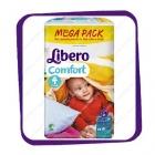 Подгузники Либеро Комфорт (Libero Comfort) 4 7-11kg Mega Pack 84kpl