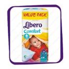 Подгузники Либеро Комфорт (Libero Comfort) 4 7-11kg Value Pack 68kpl