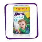 Подгузники Либеро Комфорт (Libero Comfort) 5 10-14kg Mega Pack 80kpl