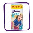 Подгузники Либеро Комфорт (Libero Comfort) 6 13-20kg Value Pack 58kpl