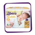 Подгузники Либеро Ньюборн (Libero Newborn) 1 2-5kg  28kpl