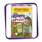 Подгузники Либеро Ап Энд Гоу (Libero Up&Go) 5 10-14kg Mega Pack 62 kpl