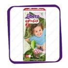 Подгузники Либеро Ап Энд Гоу (Libero Up&Go) 7 16-26kg  34 kpl