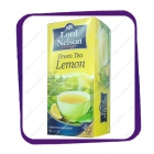 Lord Nelson - Green Tea - Lemon 25tb