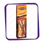 Maitre Truffout Chocolate Sticks Orange