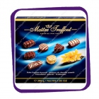 Maitre Truffout - Assorted Pralines - Blue Box 200gr - конфеты ассорти.