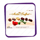 Maitre Truffout - Assorted Pralines Rose - 180g - коробка с розой.