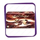 Maitre Truffout - Espresso 84gr - шоколадные конфеты с начинкой Эспрессо.