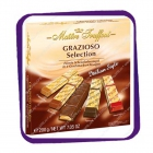 Maitre Truffout - Grazioso Selection - Italian Style 200g - шоколадные пальчики