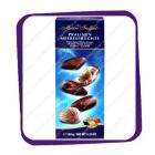 Maitre Truffout - Pralinen - 150gr - шоколадные ракушки с начинкой.