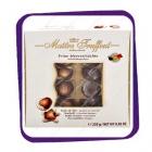 Maitre Truffout - Pralines Assortie - 250gr - шоколадные ракушки, белая коробка.