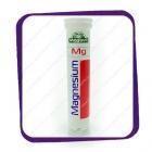 Megavit - Magnesium - 20 tabs (Шипучие витамины)