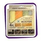 Microfibre Cloth Magic Cleaning 4pcs