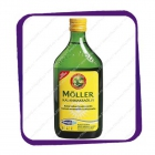 Moller Omega-3 (Мёллер Омега-3) 250 ml.