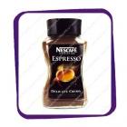Nescafe Espresso 100g банка