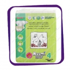 Подгузники Muumi (Муми) Baby 4 Maxi 7-14 кг 46 шт