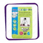 Подгузники Muumi (Муми) Baby 6 Junior 12-24 кг 36 шт