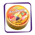 Woogie Fine Drops - Fruit Drops 140gr