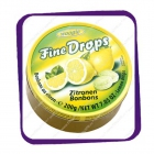 Woogie Fine Drops Lemon Drops 140g