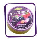 Woogie Fine Drops Wild Berries 140 gr